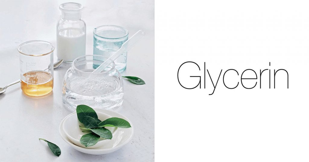 Tại sao Glycerin tuyệt vời cho da